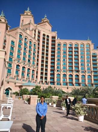 The Palm Atlantis, Dubai